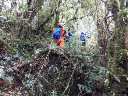 Pendaki Hilang di Gunung Bawakaraeng