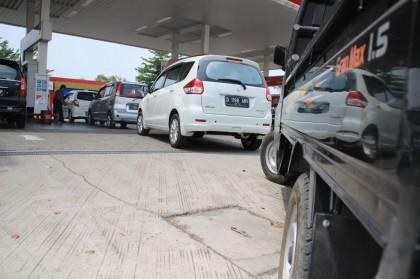 Pertamina Perbanyak Layanan BBM di Tol Trans Jawa