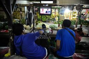 Antusiasme Warga Nobar Capres di Sejumlah Daerah