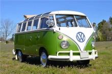Volkswagen Kombi Langka Varian 21 Jendela