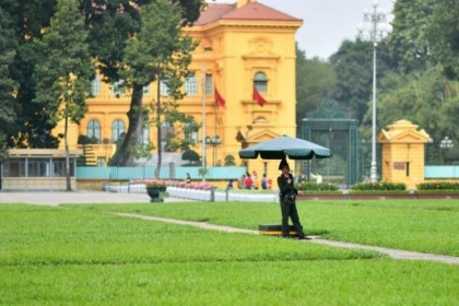 Vietnam Siagakan Patroli Keamanan Jelang KTT AS-Korut