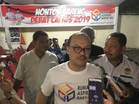 Relawan Jokowi-Ma'ruf di Jatim Terus Bermunculan