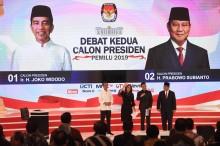 LSI: Jokowi Menguasai Bahan, Prabowo Lahan