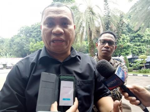 Pemprov Papua Menyerahkan Alat Bukti untuk Menjerat KPK