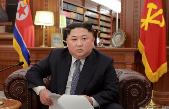 Pemimpin Korut, Kim Jong-un. (Foto: KCNA)