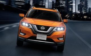 Nissan X-Trail Bersolek, Cuma Ubahan Minor