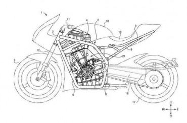Suzuki Patenkan Mesin Motor Berteknologi Turbocharger