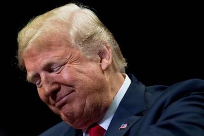 Beredar Isu Pemakzulan Trump Lewat Amandemen 25