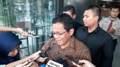 KPK Sita Delapan Dokumen dari Sekjen DPR