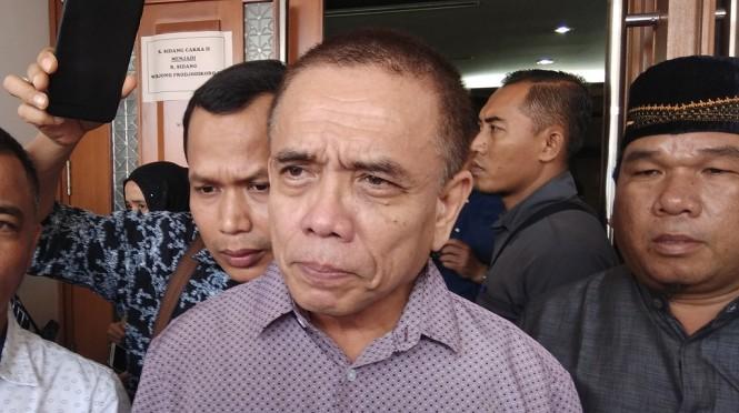 Gubernur nonaktif Aceh Irwandi Yusuf - Medcom.id/Fachri Audhia Hafiez.