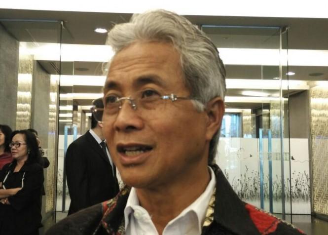 SKK Migas chairman Dwi Soetjipto (Photo:Medcom.id/Annisa Ayu)