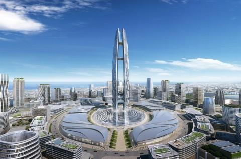 Megahnya Burj Jumeira, Gedung Berbentuk Sidik Jari Penguasa Dubai