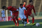 Timnas Indonesia U-22 Ditahan Imbang Myanmar 1-1