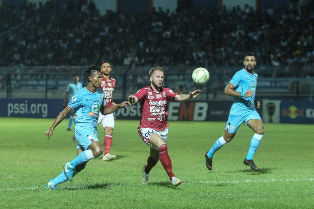 Piala Indonesia: Bali United Menang Tipis atas Persela
