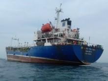 Kapal Tanker Ditangkap karena Transaksi Ilegal BBM
