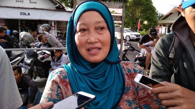 Manajer PSS, Retno Sukmawati. (Foto: medcom.id/Ahmad Mustaqim)