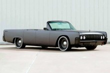 Lincoln Continental 1964 Klasik, Anut Aliran <i>Low Rider</i>