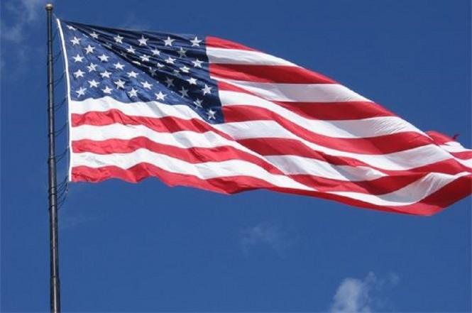 Bendera Amerika Serikat. (Foto: AFP)
