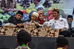 Serikat Petani Pasundan Dukung Jokowi-Ma'ruf