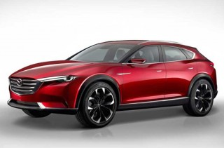 Mazda Perkuat Lini SUV dengan Model Baru