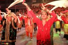 300 Penari Indonesia Tampil di Festival Chingay Singapura