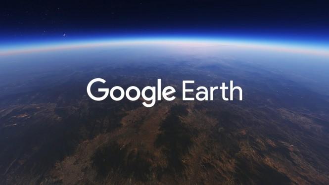 Google Earth bocorkan markas militer rahasia Taiwan.
