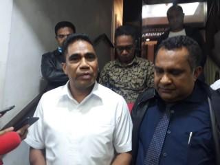 Sekda Papua Tak Ditahan