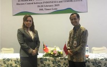 Indonesia Dukung Pembangunan Kesehatan Timor Leste