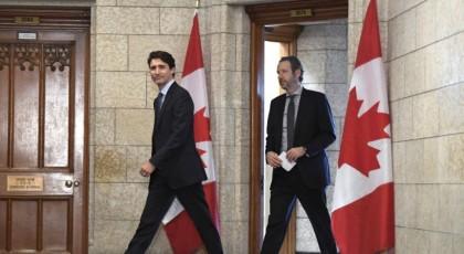 Penasihat Utama PM Kanada Mengundurkan Diri