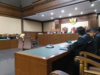 Eni Memohon Hakim Mengabulkan Status JC