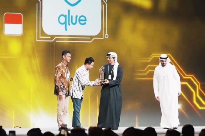 Qlue meraih penghargaan di ajang World Government Summit ketujuh.