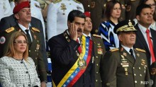 Maduro Tuduh AS Ingin Memperbudak Venezuela