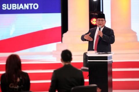 Prabowo Dinilai Tak Berikan Alternatif Kebijakan