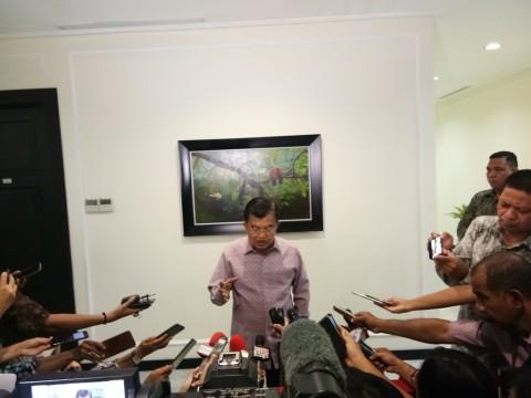 JK Serahkan Pelaporan Jokowi ke Bawaslu