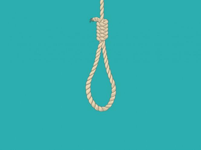 Bunuh diri. Ilustrasi: Medcom.id/Mohammad Rizal.