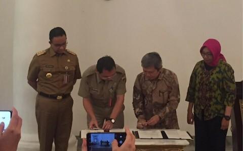 DKI Gandeng BPPT Bangun Jaringan Listrik di Pulau Pramuka