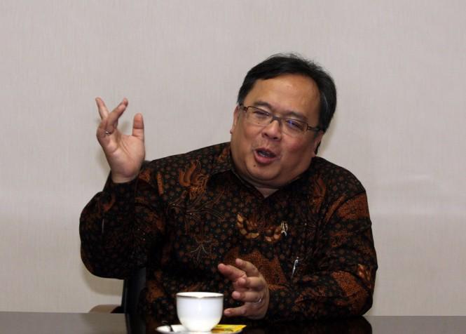 Menteri Perencanaan Pembangunan Nasional/PPN (Bappenas) Bambang Brodjonegoro. (FOTO: Media Indonesia)