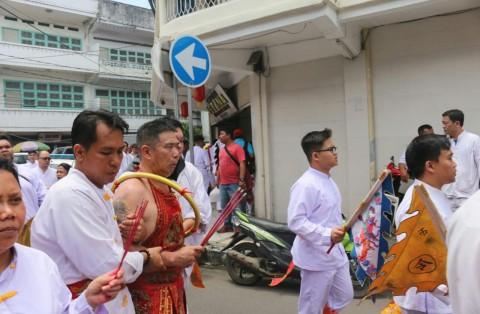 Perayaan Cap Gomeh di Manado Meriah