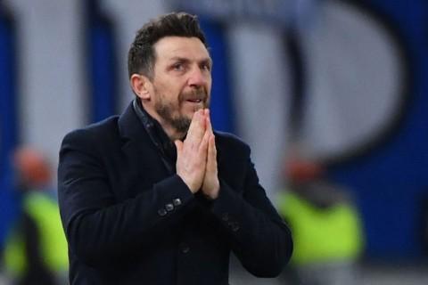 Pelatih AS Roma Keluhkan Performa Anak Asuhnya