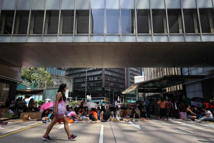 Direkam Saat Mandi, TKI di Hong Kong Gugat Majikan