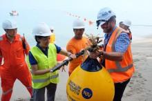 XL Axiata Rampungkan Kabel Laut, Hubungkan Tiga Negara