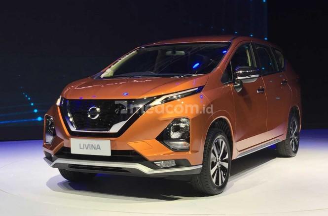 All New Nissan Livina pakai teknologi transmisi otomatis 'Jadul'? medcom.id/Ahmad Garuda