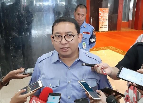 Anggota Dewan Pengarah Badan Pemenangan Nasional (BPN) Fadli Zon - Medcom.id/Whisnu Mardiansyah