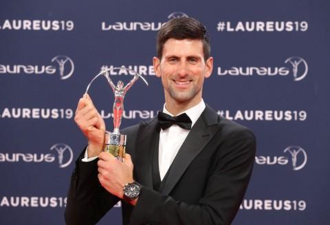 Djokovic dan Wenger Dapat Penghargaan Laureus Awards 2019