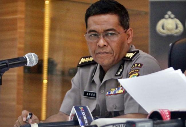 Kabid Humas Polda Metro Jaya Kombes Raden Prabowo Argo Yuwono. Foto: MI/Rommy Pujianto