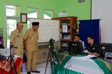 Dispendukcapil Malang Rekam KTP-el Langsung ke 15 Sekolah