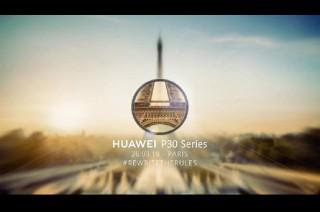 Huawei P30 Muncul di Paris per 26 Maret