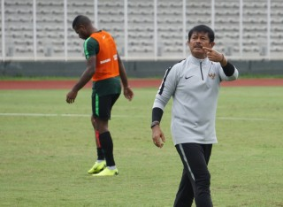 Indra Sjafri Minta Suporter Indonesia Hormati Lagu Kebangsaan Malaysia