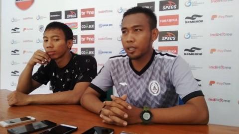 PSS Dituntut Banyak Cetak Gol ke Gawang Borneo FC