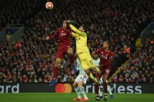 Babak I: Liverpool kontra Muenchen Masih Sama Kuat
